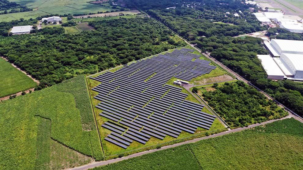 Delta Energías Renovables - Solar